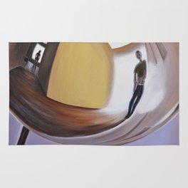 Doorknob #2 Rug