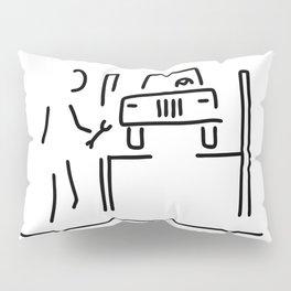 vehicle mechanic car Pillow Sham