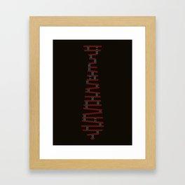 DK Framed Art Print
