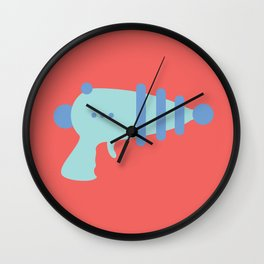 #39 Raygun Wall Clock