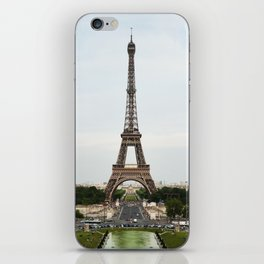 Eiffel Tower Summer iPhone Skin