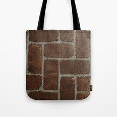 Brick Pattern in Spain Tote Bag