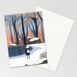 secret Stationery Cards