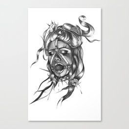 RedBall Canvas Print