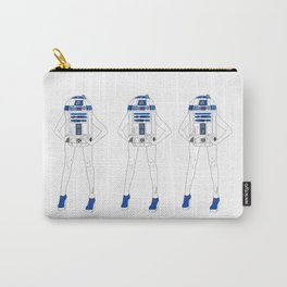 Girl R2-D2 Carry-All Pouch