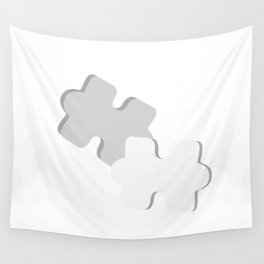 Missing Piece Wall Tapestry