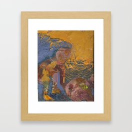 thesys Framed Art Print