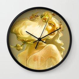 Hippie Wall Clock