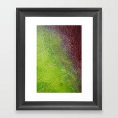 Fade In Framed Art Print