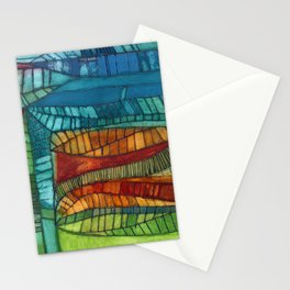 Expecting a race Stationery Cards