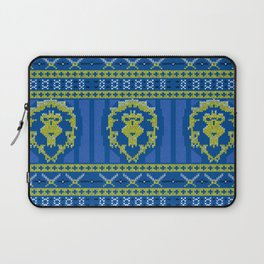 Ugly Sweater 1 Laptop Sleeve