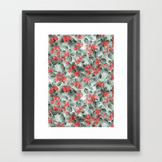 very berry Framed Art Print