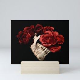 Skulla: Sub Rosa Mini Art Print