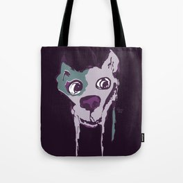 Anton - purple Tote Bag
