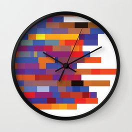 Amazin' (86 Mets) Wall Clock