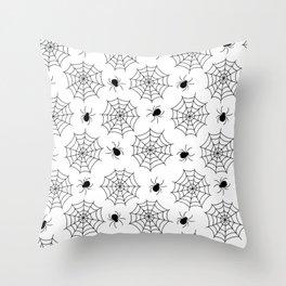Spderman 02 Throw Pillow