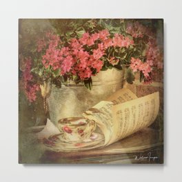 Whispering Breeze Metal Print