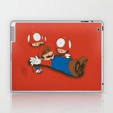 Tragic Ending-red Laptop & iPad Skin