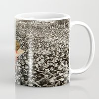 revolution Mugs featuring Revolution by Michelle Fay