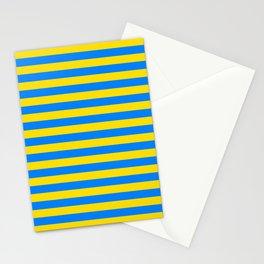Palau Parma flag stripes Stationery Cards