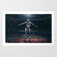 Bernard King - Guardians of the Garden 2/5 Art Print