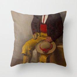 El Picador - Diego Rivera Throw Pillow