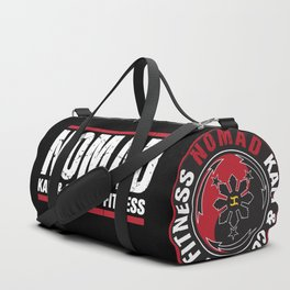 BE YOUR OWN HERO Duffle Bag