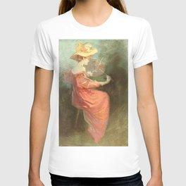 Vintage poster - La Peinture T-shirt