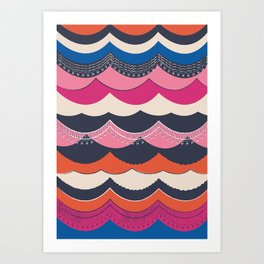 unwavering love Art Print