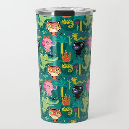 Little Animals Africa Travel Mug
