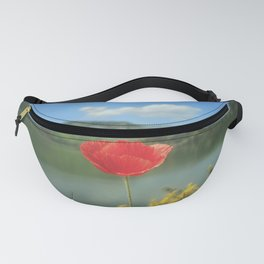 Flower Photography by Aziz Acharki Fanny Pack