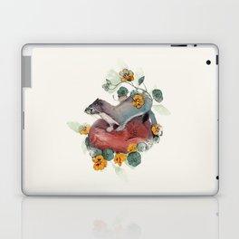 Stoat & Fox Laptop & iPad Skin