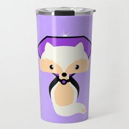 Count Foxula Travel Mug