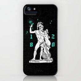 Mars and Venus iPhone Case