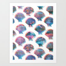 Shelly  Art Print