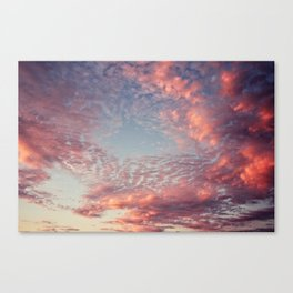 Sunset 1 Canvas Print