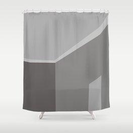 Gris  #society6 #decor #buyart Shower Curtain