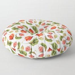 Physalis Floor Pillow