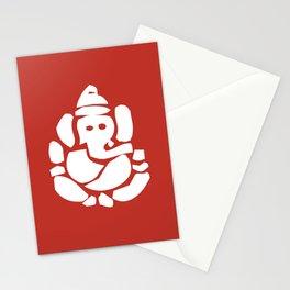 Ganesh - Hindu God Stationery Cards