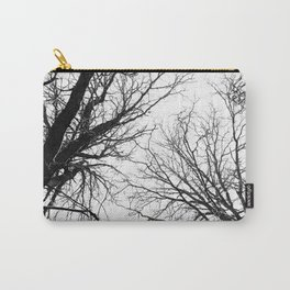 Tree Branches In Winter Carry-All Pouch