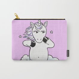 too cute for this planet (pink/rose) Carry-All Pouch
