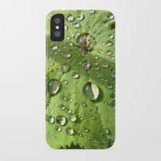 Alchemilla iPhone X Slim Case