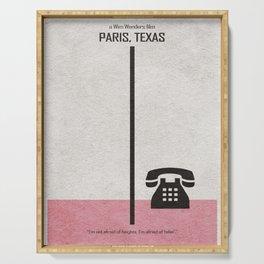 Paris Texas Serving Tray