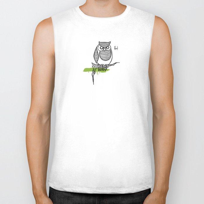 Line Owl 4 Biker Tank
