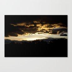 NM Sunset 8 Canvas Print