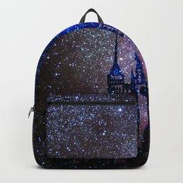 Fantasy Castle. Backpack