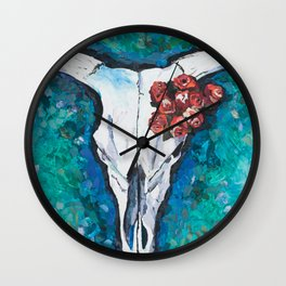 All Dressed Up Wall Clock