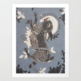 Perdidos Art Print