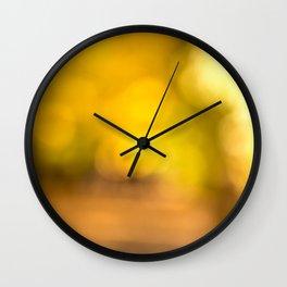 Light #5 Wall Clock
