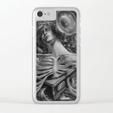 Amplification Clear iPhone Case